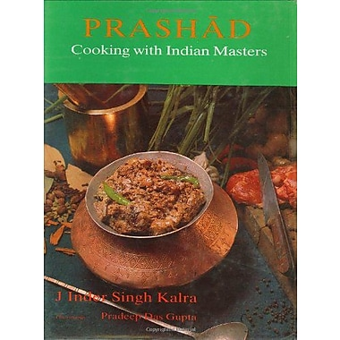 Prashad-Cooking with Indian Masters, New Book (9788170230069)
