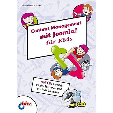Content Management mit Joomla fur Kids, New Book (9783826686252)