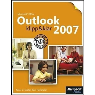Microsoft Office Outlook 2007 einfach, klipp & kla, New Book (9783866454521)