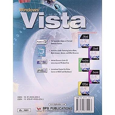 Windows Vista, Used Book (9788183332293)