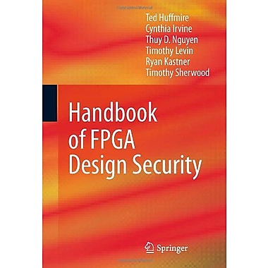 Handbook of FPGA Design Security, Used Book (9789048191567)