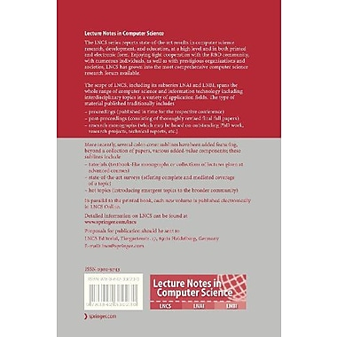 Geographic Information Science: 7th International Conference, GIScience 2012, Columbus, OH, USA, Septe, New Book (9783642330230)