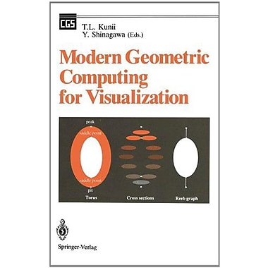 Modern Geometric Computing for Visualization (9784431701057)