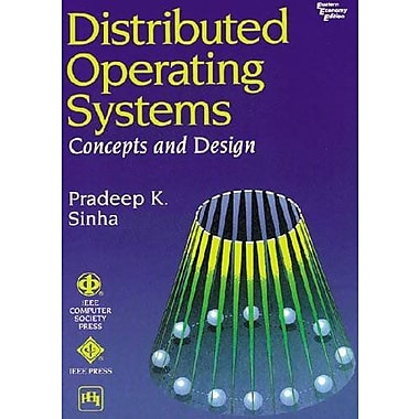 Distributed Operating Systems: Concepts and Design, Used Book (9788120313804)