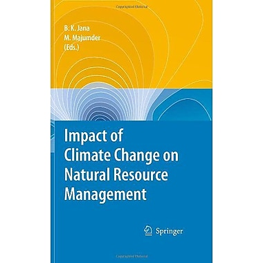 Impact of Climate Change on Natural Resource Management (9789048135806)
