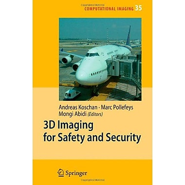 3D Imaging for Safety and Security (Computational Imaging and Vision), Used Book (9789048175574)