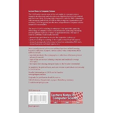 Biomedical Image Registration: 5th International Workshop, WBIR 2012, Nashville, TN, USA, July 7-8, 2 (9783642313394)