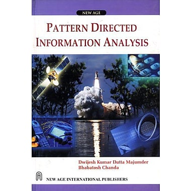 Pattern Directed Information Analysis, New Book (9788122423587)