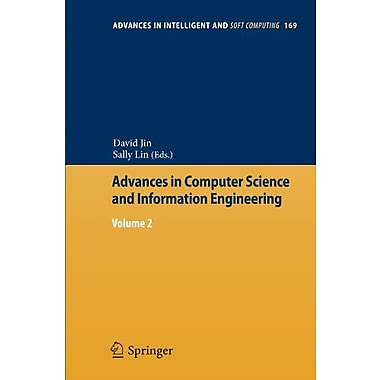 Advances in Computer Science and Information Engineering: Volume 2(Advances in Intelligent and Soft Co, New Book (9783642302220)