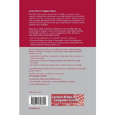 Computer Science -- Theory and Applications: 7th International Computer Science Symposium in Russia, , Used Book (9783642306419)