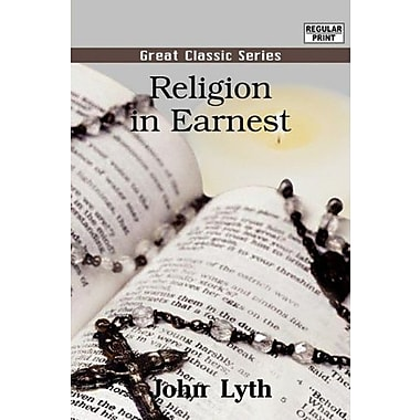 Religion in Earnest, New Book (9788132019848)