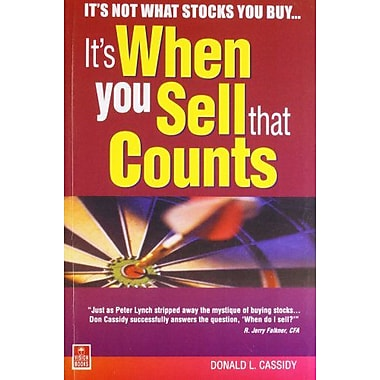 Its When You Sell That Counts, Used Book (9788170945611)