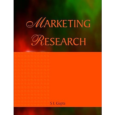 Marketing Research, New Book (9788174463456)