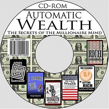 Automatic Wealth: The Secrets of the Millionaire Mind--Including: Acres of Diamonds, As a Man Thinket, Used Book (9789562911030)