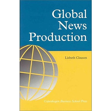 Global News Production, New Book (9788763001106)