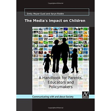 The Media's Impact on Children: A Handbook for Parents, Educators and Policymakers, Used Book (9788493744014)