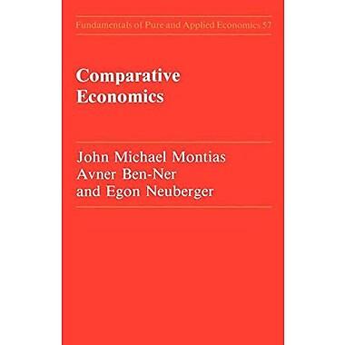 Comparative Economics (Fundamentals of Pure and Applied Economics), Used Book (9783718654512)