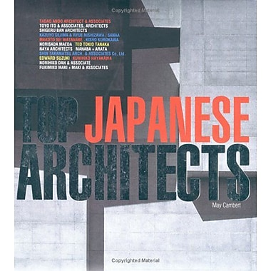 Top Japanese Architects (9788496099494)