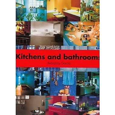 Kitchens and Bathrooms/Cuisines Et Salles De Bain/Kuchen Und Bader, Used Book (9788495692078)