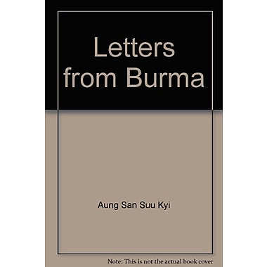 Letters from Burma, Used Book (9788185720937)