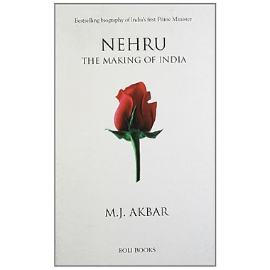 Nehru: The Making of India, New Book (9788174362056)