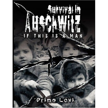 Survival In Auschwitz : If This Is a Man, New Book (9789562915632)