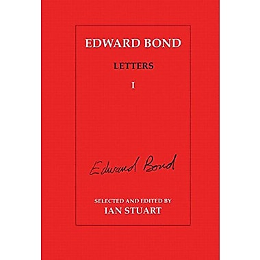 Edward Bond Letters: Volume 5 (Contemporary Theatre Studies) (Vol 1) (9783718655045)