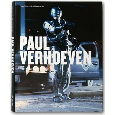 Paul Verhoeven, New Book (9783822831014)