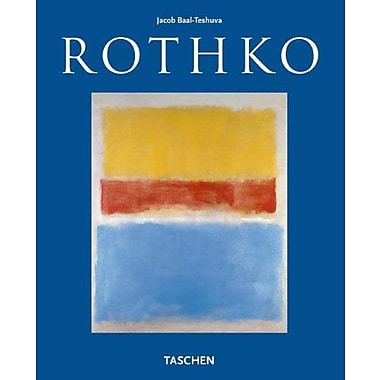 Rothko, New Book (9783822818206)