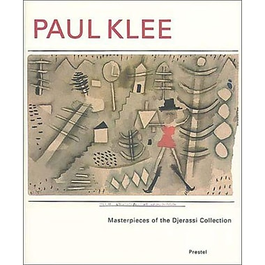 Paul Klee: Masterpieces of the Djerassi Collection, New Book (9783791327792)