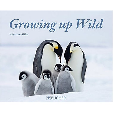Growing Up Wild, Used Book (9783765816369)