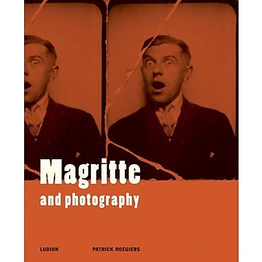 Magritte And Photography, New Book (9789055445622)