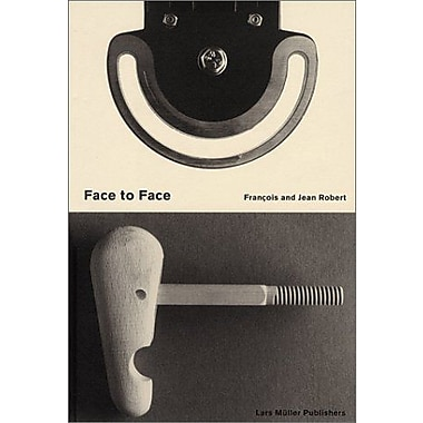 Face to Face: Francois and Jean Robert, New Book (9783906700991)