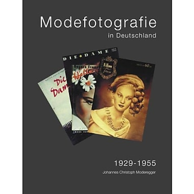 Modefotografie in Deutschland 1929-1955 (German Edition), New Book (9783831107315)