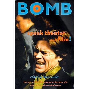 Speak Theater and Film! (9789057013614)