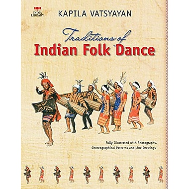 Traditions of Indian Folk Dance (India Library), New Book (9788185120225)