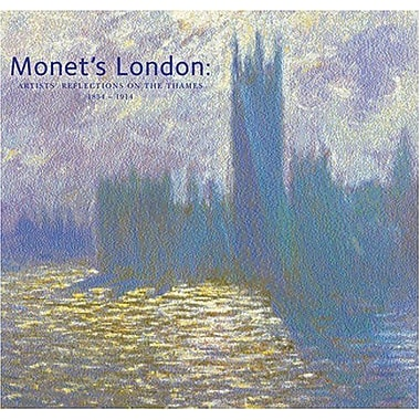 Monet's London, Used Book (9789053495452)