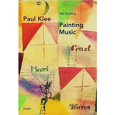 Paul Klee: Painting Music (Pegasus), New Book (9783791332123)