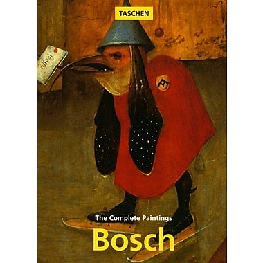 Bosch: The Complete Paintings (Basic Art), Used Book (9783822805633)