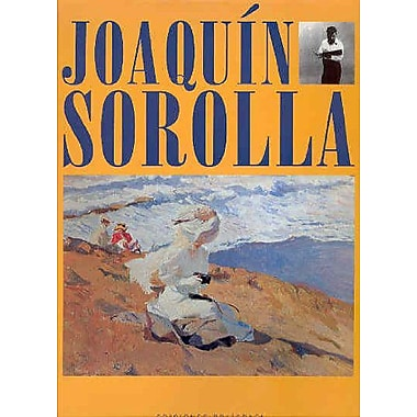 Joaquin Sorolla, New Book (9788434309968)