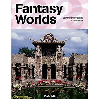 Fantasy Worlds (English, German and French Edition), Used Book (9783822832196)