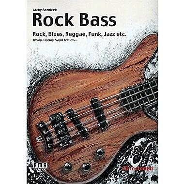 Rock Bass: Rock, Blues, Reggae, Funk, Jazz, etc, New Book (9783932587986)