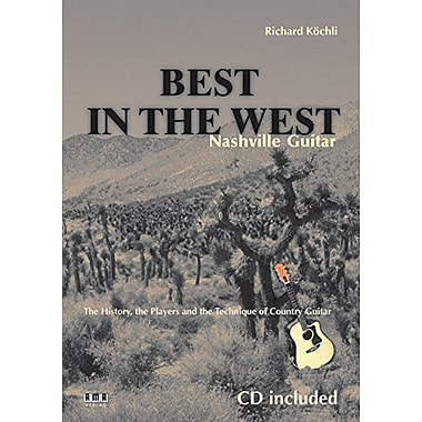 Best in the West, Nashville Guitar The History, the Players and the Technique of Country Guitar, Used Book (9783899220155)