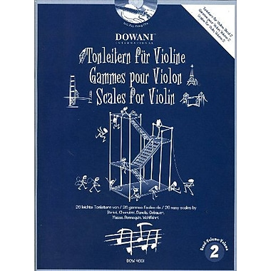 Scales for Violin, Volume 2, Used Book (9783905477269)