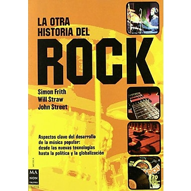 La otra historia del rock (9788496222526)