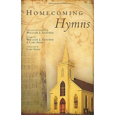 Homecoming Hymns: SATB, Used Book (9785557492133)
