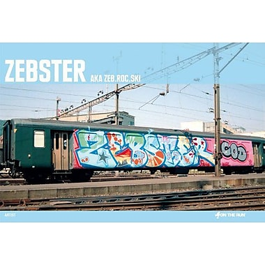 Zebster (On The Run Books), New Book (9783937946337)