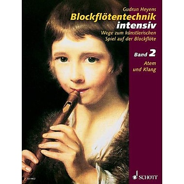 BLOCKFLOTENTECHNIK INTENSIV VOLUME 2 (9790001131223)