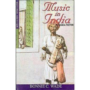 Music in India; The Classical Traditions (9788185054254)