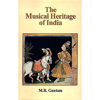Musical Heritage of India, New Book (9788121509343)